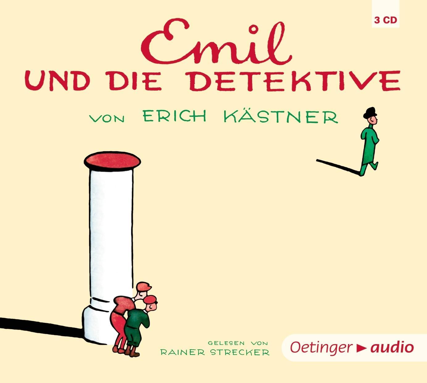 Erich Kästner / Emil und die Detektive /  9783837305258