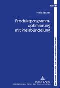 Produktprogrammoptimierung mit Preisbündelung