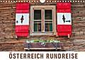 Österreich Rundreise (Wandkalender 2018 DIN A4 quer) Dieser erfolgreiche Kalender wurde dieses Jahr mit gleichen Bildern und aktualisiertem Kalendarium wiederveröffentlicht.