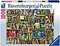 Magisches Bücherregal (Puzzle)