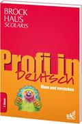 Brockhaus Scolaris Profi in Deutsch 2. Klasse: Üben und verstehen