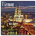 Germany - Deutschland 2018 - 18-Monatskalender mit freier TravelDays-App