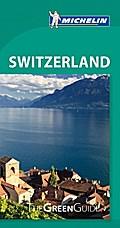 Michelin The Green Guide Switzerland; MICHELI ...