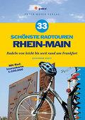 33 schönste Radtouren Rhein-Main; Radeln von  ...