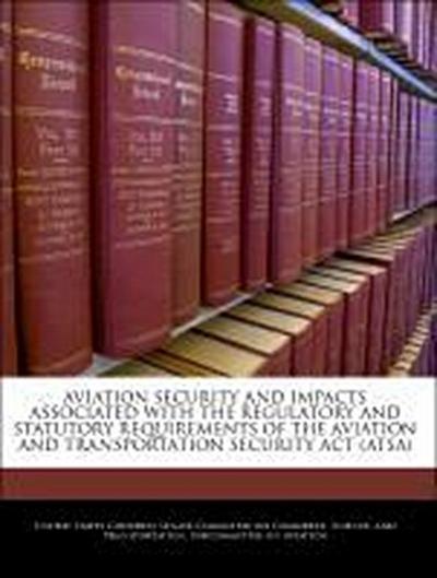 United States Congress Senate Committee on Commerce, S: Avia