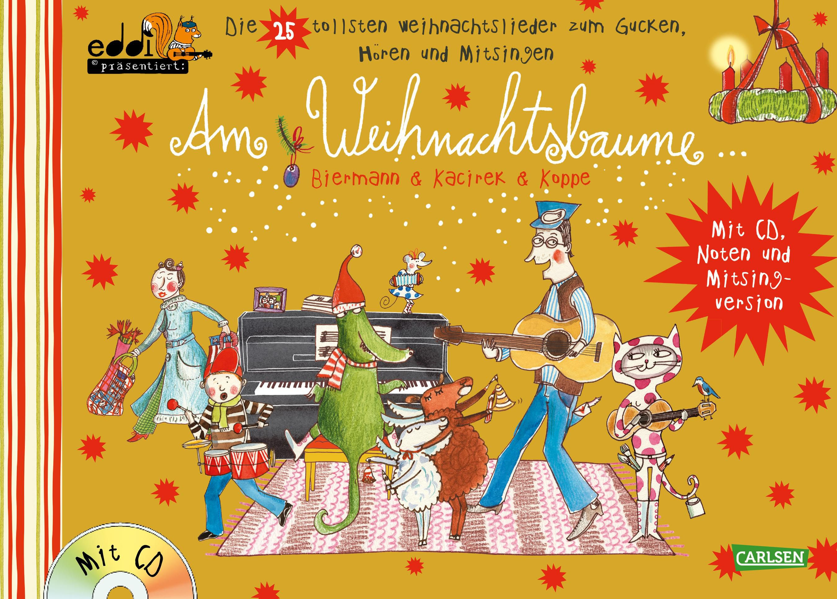Am Weihnachtsbaume GOLD Franziska Biermann - Fürstenberg, Deutschland - Am Weihnachtsbaume GOLD Franziska Biermann - Fürstenberg, Deutschland