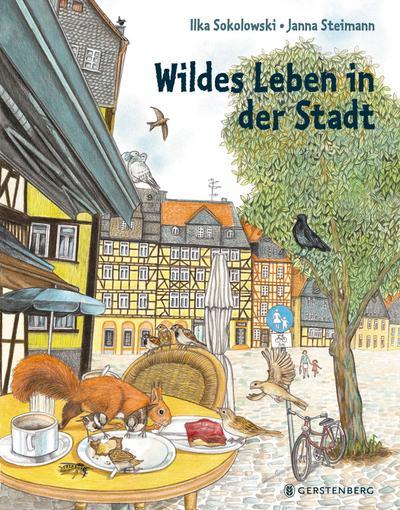Wildes Leben Stadt