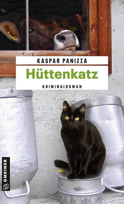 Hüttenkatz: Frau Merkel und das mörderische Klassentreffen (Kriminalromane im GMEINER-Verlag) (Kommissar Steinböck und seine Katze Frau Merkel)