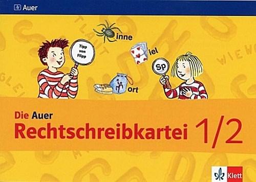 Die-Auer-Rechtschreibkartei-1-2-Ruth-Dolenc-Petz