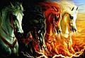 Pferde der Apokalypse (Puzzle)