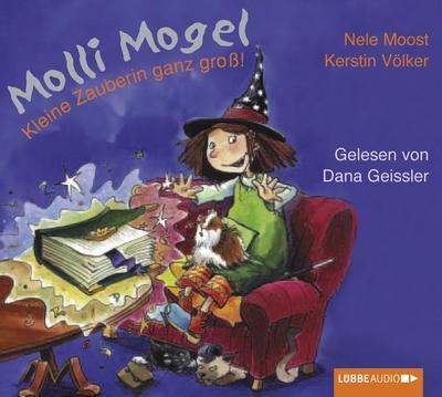 Molli Mogel - Kleine Zauberin ganz groß