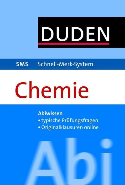 Abi Chemie (Duden SMS - Schnell-Merk-System)