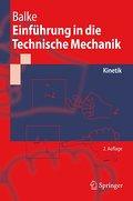 Einfuhrung in die Technische Mechanik: Kinetik (Springer-Lehrbuch) (German Edition)
