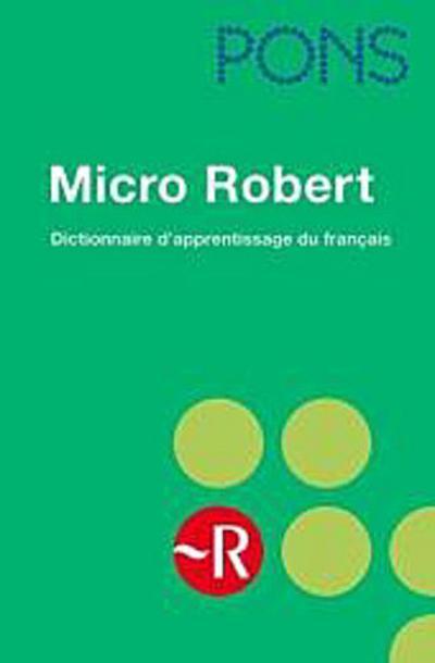 pons-micro-robert-poche-franzosisch