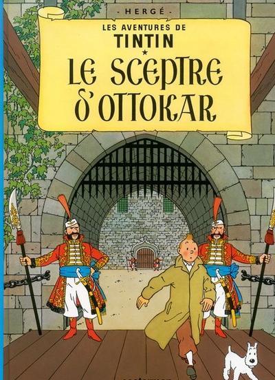 les-aventures-de-tintin-08-le-sceptre-d-ottokar-adventures-of-tintin-band-8-