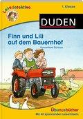 Lesedetektive Übungsbücher - Finn und Lili au ...