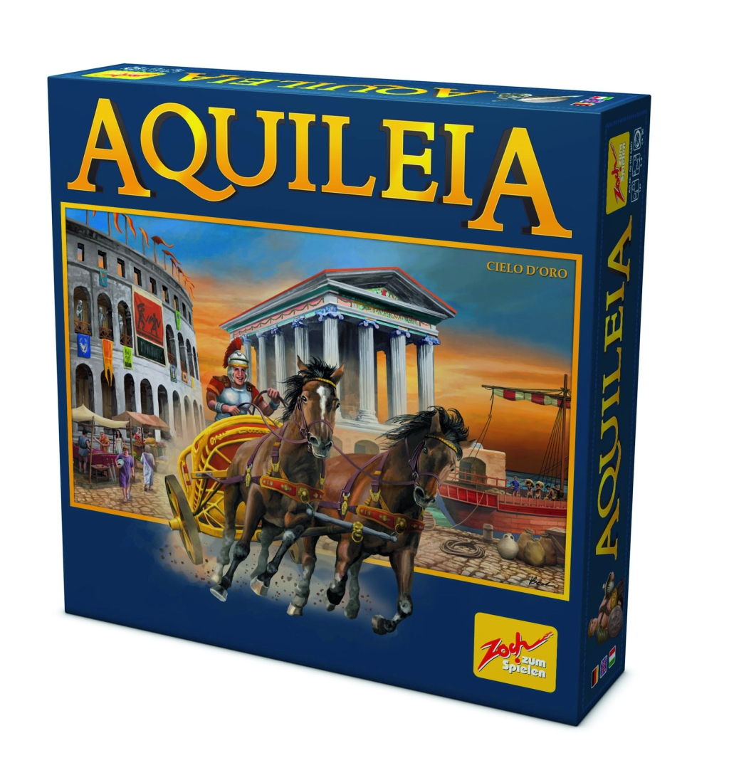 Zoch 601105007-Aquileia, familias juego cielo d 'oro