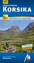 Wanderführer Korsika Fernwanderwege MM-Wande ...