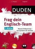 Frag dein Englisch-Team 7. Klasse: Neues Erkl ...