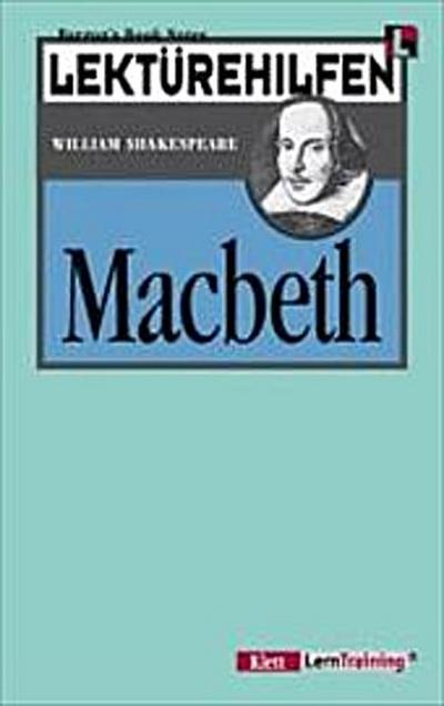 lekturehilfen-william-shakespeare-macbeth-lerntraining-