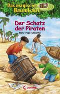 Das magische Baumhaus, Band 4: Der Schatz der ...