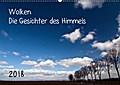 9783665615703 - Michael Möller: Wolken - Die Gesichter des Himmels (Wandkalender 2018 DIN A2 quer) - Wolken und Himmel, eine unerschöpfliche Vielfalt von Bildern (Monatskalender, 14 Seiten ) - كتاب