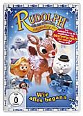 Rudolph mit der roten Nase, Wie alles begann..., DVD
