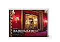 Baden-Baden. Englische Ausgabe
