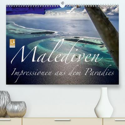 Malediven Impressionen aus dem Paradies(Premium, hochwertiger DIN A2 Wandkalender 2020, Kunstdruck in Hochglanz): Bilder aus dem Paradies. ... (Monatskalender, 14 Seiten ) (CALVENDO Natur)