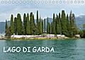 9783665725785 - Konrad Diebler: Lago di Garda (Tischkalender 2018 DIN A5 quer) - Gardasee im August 2011 (Monatskalender, 14 Seiten ) - 书