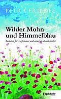 Wilder Mohn und Himmelblau