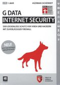 G Data InternetSecurity 2015, 3 PC, 1 CD-ROM