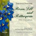 Rosen, Dill und Rittersporn