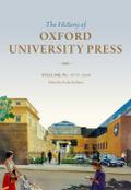 HIST OF OXFORD UNIV PR VOLUME