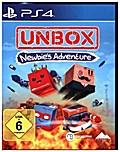 Unbox, Newbie's Adventure, 1 PS4-Blu-ray Disc
