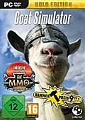 Goat Simulator Gold Edition (Hammerpreis). Für Windows XP/Vista/7/8