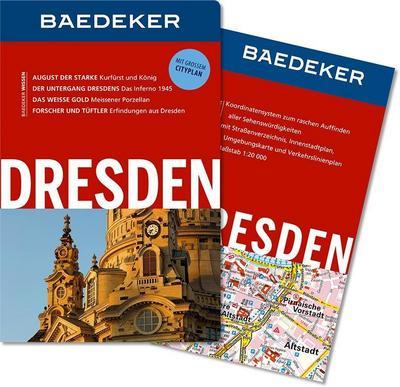 Baedeker Reiseführer Dresden: mit GROSSEM CITYPLAN