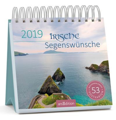 irische-segenswunsche-2019-postkartenkalender