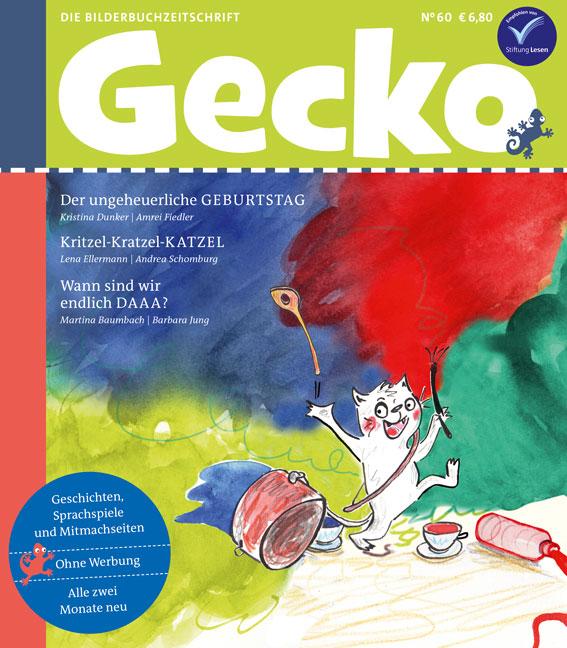Gecko Kinderzeitschrift Band 60 | Kristina Dunker | 9783940675590