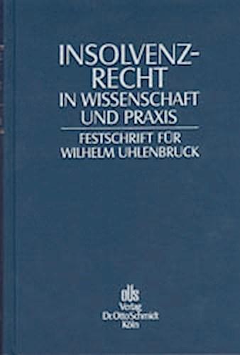 Insolvenzrecht-in-Wissenschaft-und-Praxis-Hanns-Pruetting