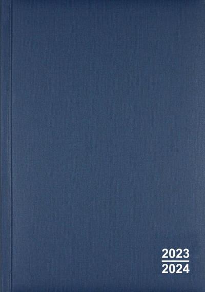organisations-und-planungsbuch-2018-2019-blau-das-bewahrte-kalenderbuch-jeder-tag-hat-eine-seit