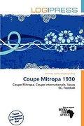 COUPE MITROPA 1930