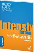 Brockhaus Scolaris Intensiv lernen Mathematik 9.-10. Klasse: Funktionen