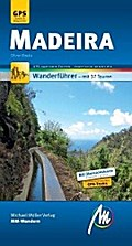 Madeira MM-Wandern: Wanderführer mit GPS-kart ...