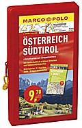 MARCO POLO Österreich, Südtirol 1:200 000  Kartenset