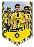 Borussia Dortmund 2018 Mini-Bannerkalender