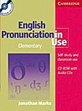 English Pronunciation in Use. Elementary. CD- ...