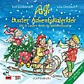 Rolfs bunter Adventskalender, m. Audio-CD
