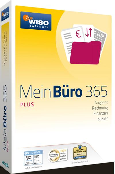 wiso-mein-buro-365-plus-software