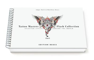 Tattoo Masters Flash Collection - Part 1: Selected Styles around the World